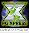 FG X Power Stips Logo
